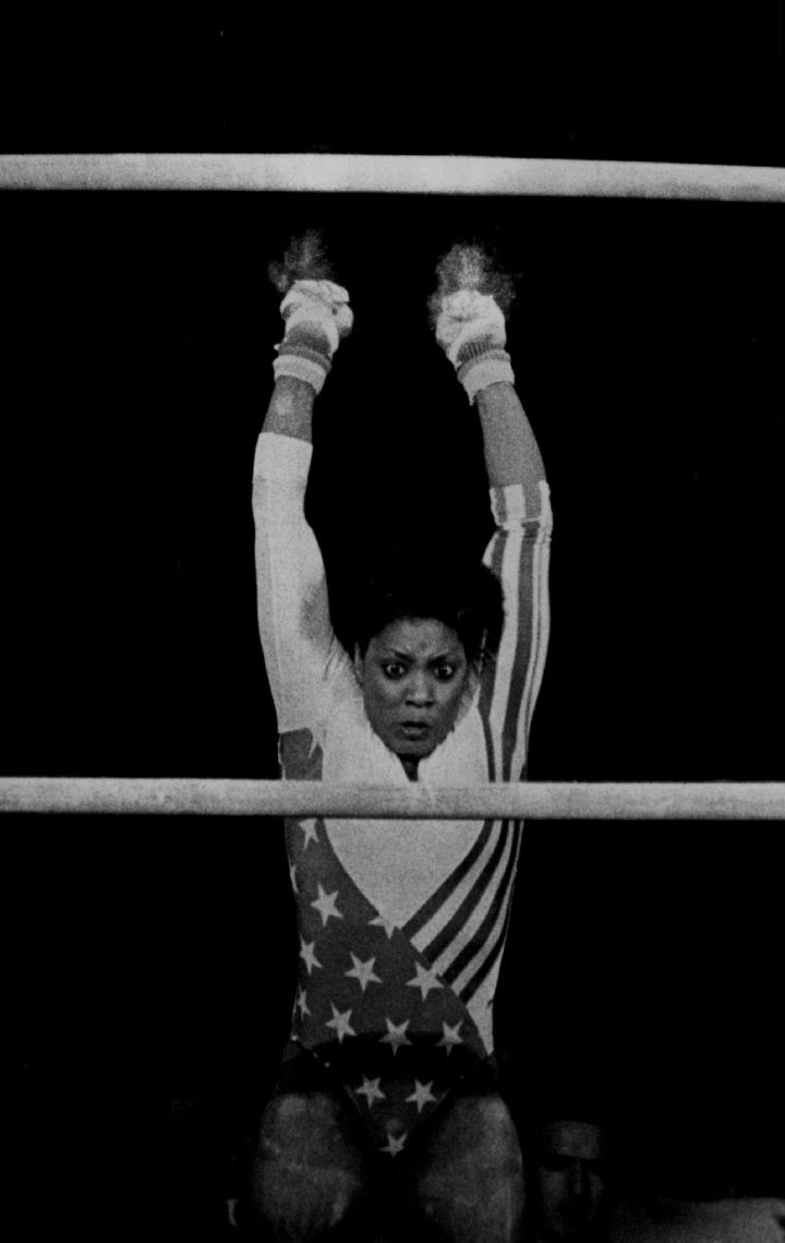 Dianne Durham, gymnast, 52