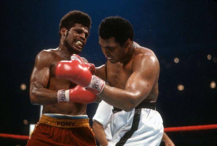 Muhammad Ali v Leon Spinks