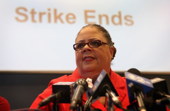 Karen Lewis, former Chicago Teachers Union president, 67