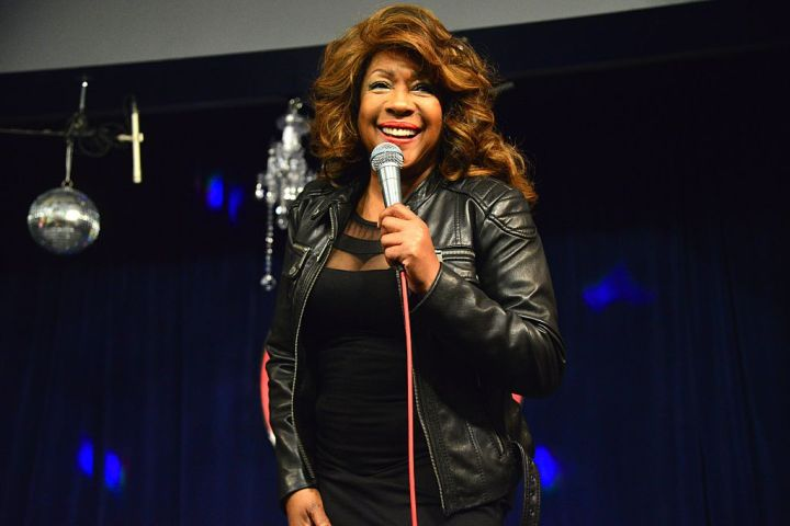 Mary Wilson At Amoeba Records