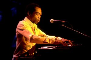 Fela On Stage At The Riviera