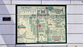 Detroit Cityscapes and City Views
