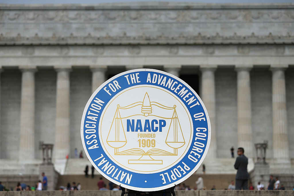 NAACP President Cornell William Brooks Discusses August March From Selma To D.C.