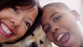 Lucy McBath and Jordan Edwards