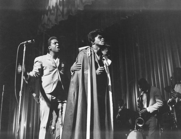 James Brown At The Apollo