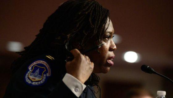 Read Capitol Police Capt. Carneysha Mendoza's Harrowing Senate Testimony About The Insurrection