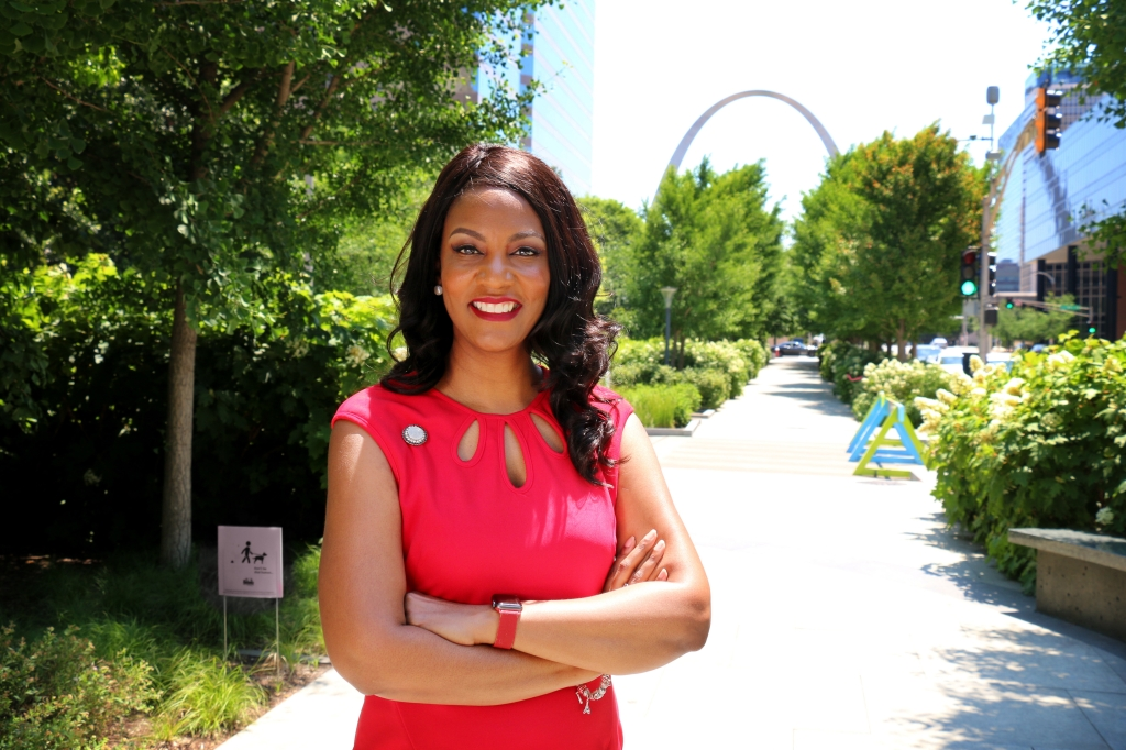 Tishaura Jones, St. Louis mayoral candidate