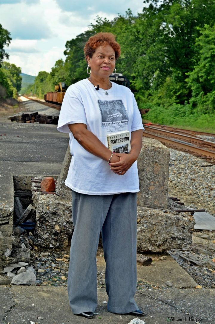 Shelia Washington, founder, Scottsboro Boys Museum and Cultural Center, 61