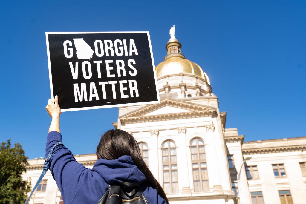 Voting Access Bill Sparks Controversy In Georgia