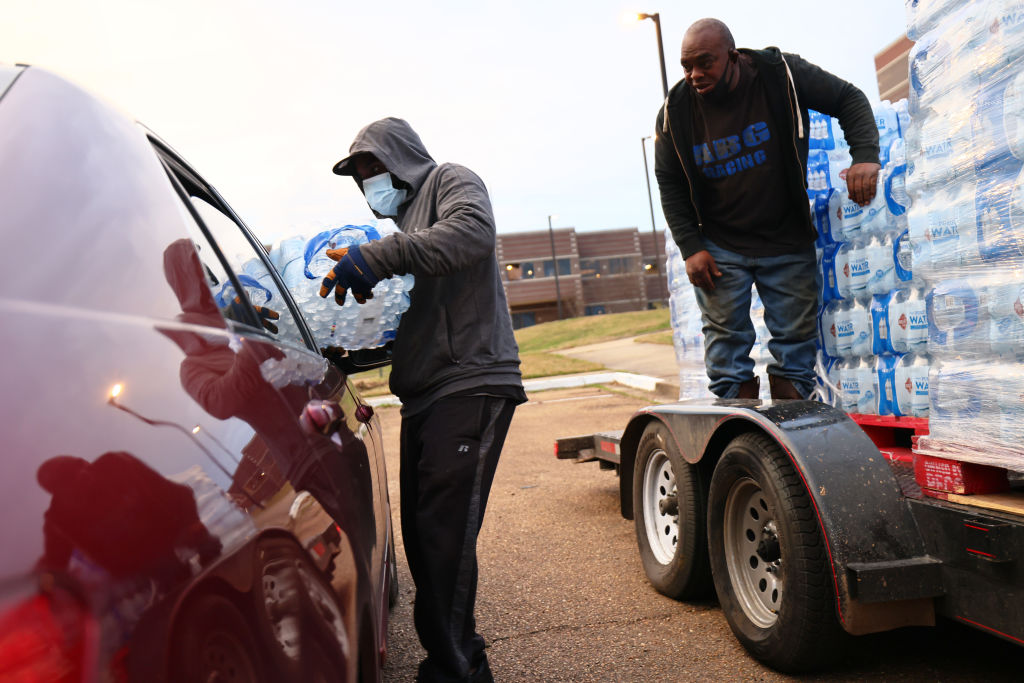Jackson, Mississippi Struggles With Lack Of Water 3 Weeks After Winter Storms