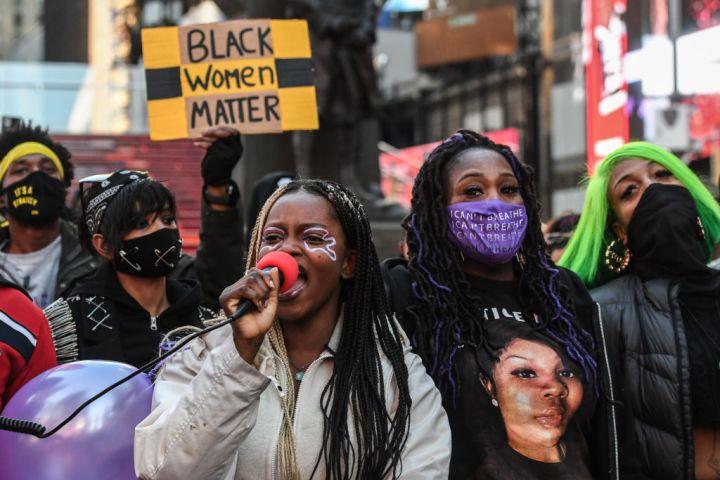 Breonna Taylor Rally: New York City