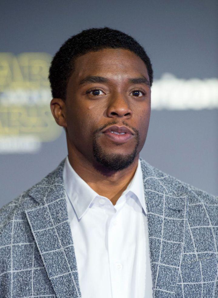 "Chadwick Boseman - Best Actor, ""Ma Rainey's Black Bottom"""