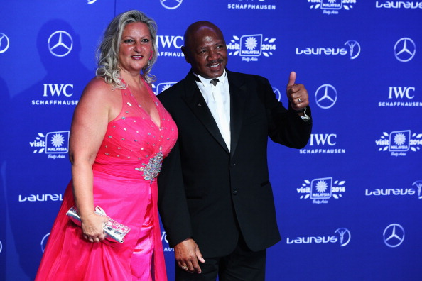 Marvin Hagler's Wife Says It 'Wasn't The Vaccine That Caused His Death'