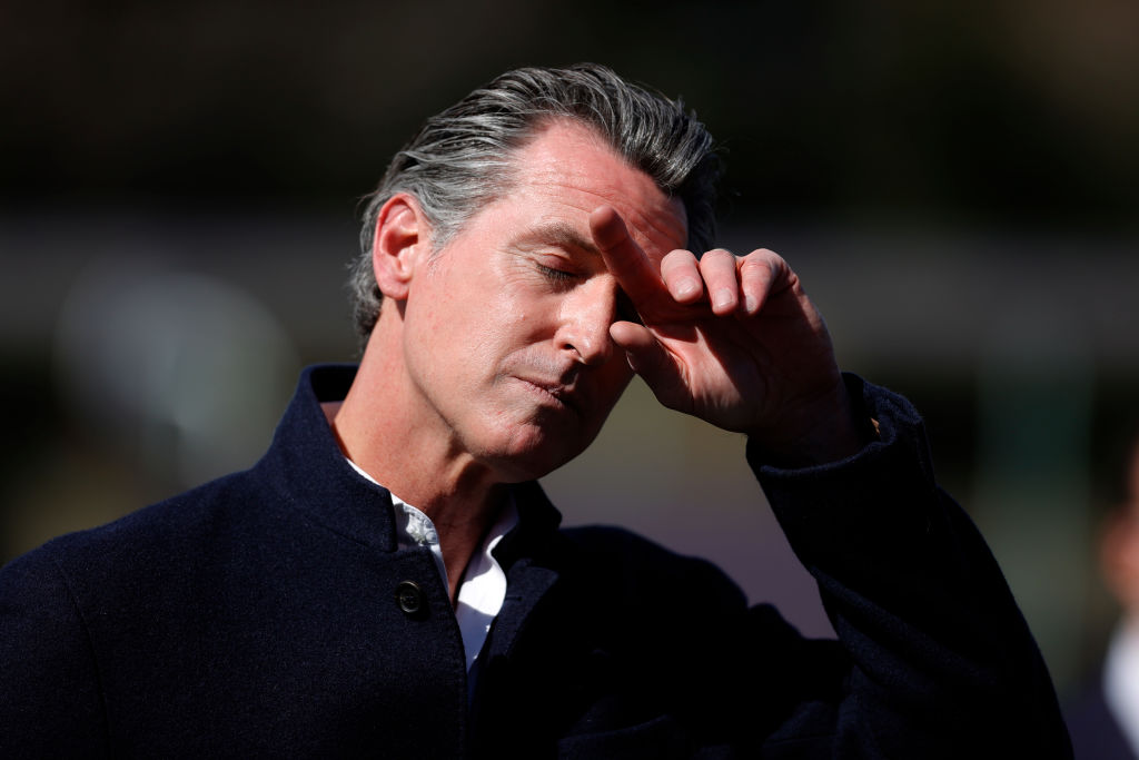 Too Little, Too Late? Newsom's Vow For Black Woman Senator Comes After He Ignored Calls To Appoint One