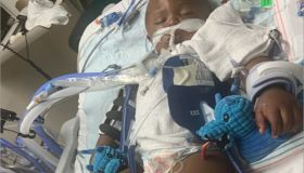 Legend Smalls, 1-year-old baby boy mistakenly shot by Houston police