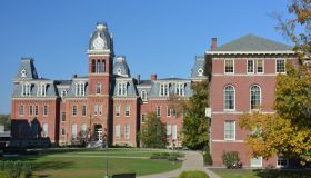 Woodburn Hall in West Virginia University