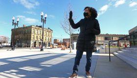 Boston City Council President Kim Janey...