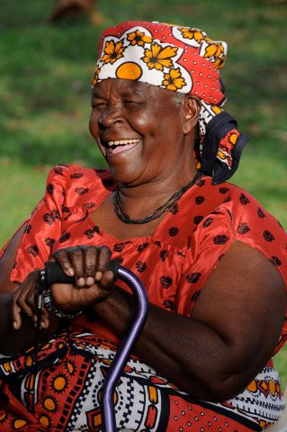 Kenya - Paternal Grandmother of President Obama - Sarah Obama