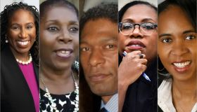 Joe Biden's Black federal judicial nominees: Candace Jackson-Akiwumi, Lydia Griggsby, Julien Neals, Ketanji Brown Jackson, Tiffany Cunningham