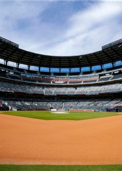 Division Series - Atlanta Braves v Miami Marlins - Game Three