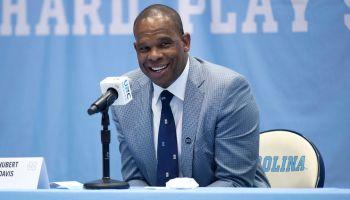 North Carolina Head Coach Hubert Davis Hiring Announcement