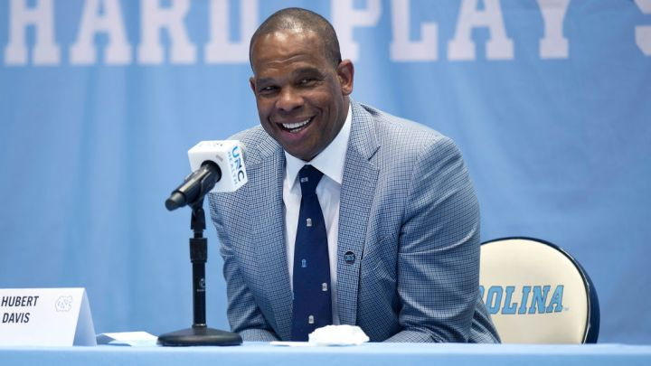 North Carolina Head Coach Hubert Davis Hiring Announcement