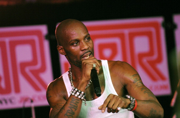 DMX, rapper, actor, 50