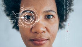 Biometric security scan