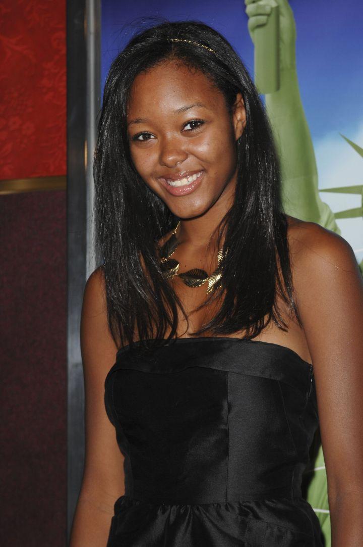 Gerren Taylor, model, 30
