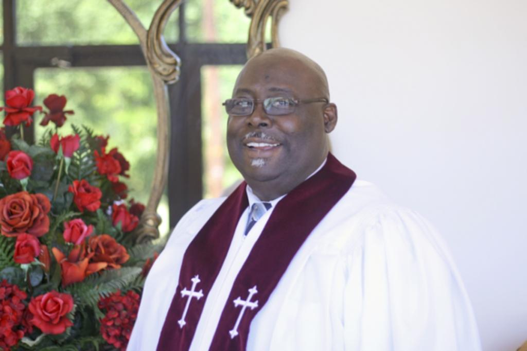 Rev. Abraham Mosley