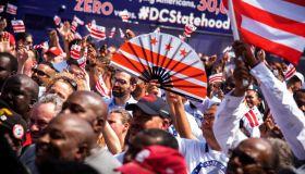 The Start of DC Statehood Week