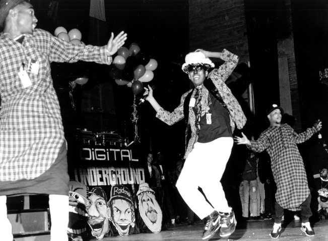 Photo of Digital Underground