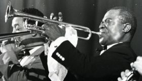Louis Armstrong...