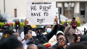 Community Protests In Elizabeth City, North Carolina Over Police Killing of Andrew Brown Jr.