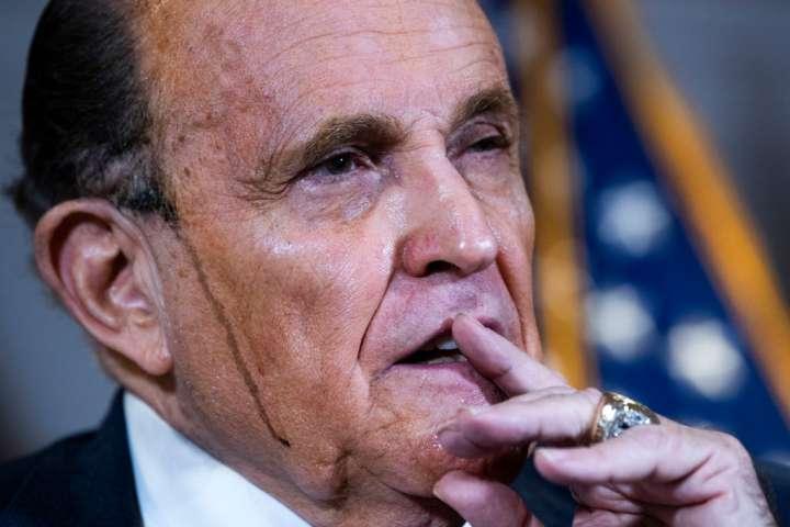 RNC Trump Presser with Giuliani