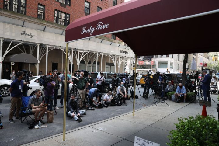 Former Mayor of New York Rudy Giulianiâs apartment searched by federal