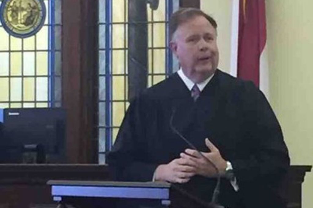 Jeffery Foster, North Carolina Superior Court judge