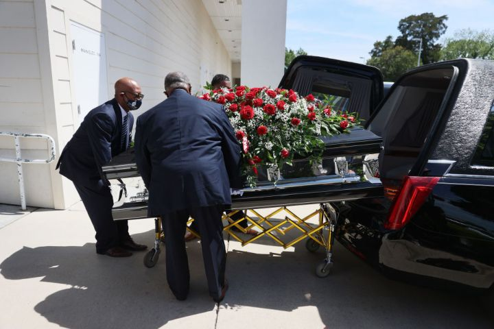 Viewing Held For Victim Of Police Killing, Andrew Brown Jr., In North Carolina