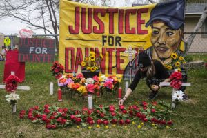 Daunte Wright's Family Leads March In His Honor In Minnesota