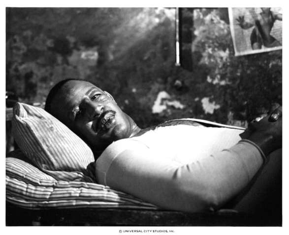 Frank McRae In 'Paradise Alley'