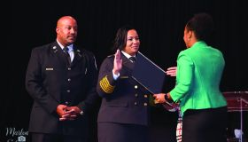 """PG County Fire Chief and Urban One Honors """"Hometown Shero"""" Tiffany D. Green"""