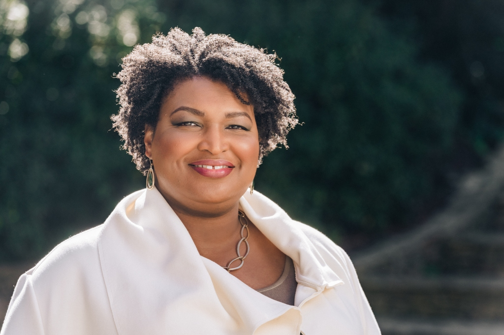 Stacey Abrams, 2021 Urban One Honors award winner