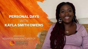 Kayla Smith Owens Novartis sales campaign photo
