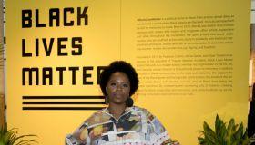 Black Lives Matter Global Network Founder Patrisse Cullors Panel And Performance