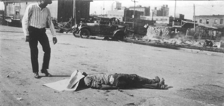 Tulsa Race Massacre Victim
