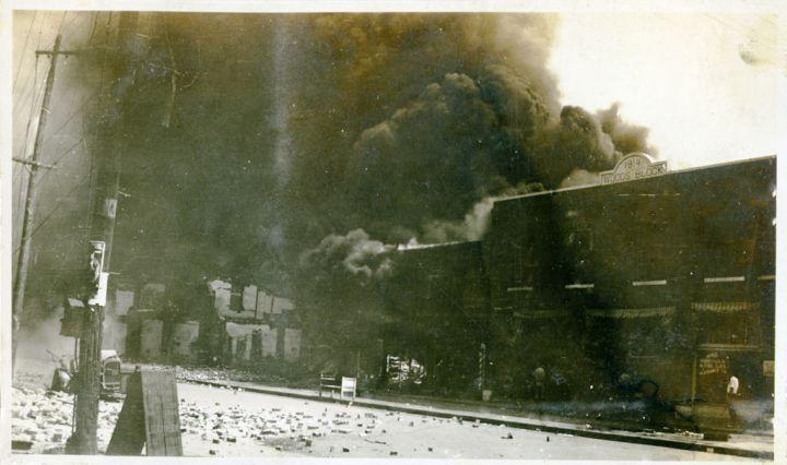Tulsa Race Massacre