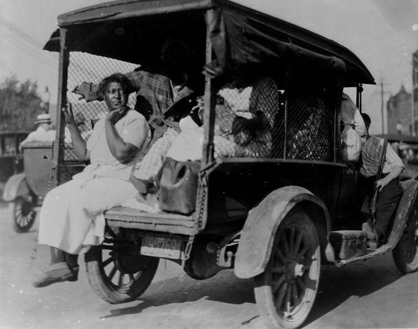 Woman During Tulsa Race Massacre of 1921