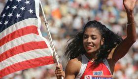 Seoul 1988: 100-Meter-Sieg von Florence Griffith-Joyner