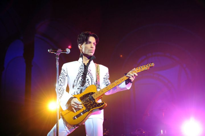 """In 2012, Prince dissed Maroon 5 for covering """"Kiss."""""""