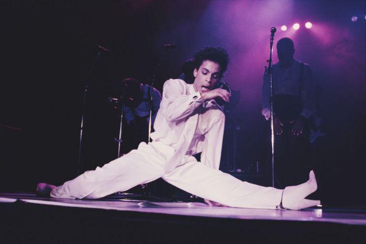 In 1980, when John Lennon was murdered, Prince was only a few blocks away.